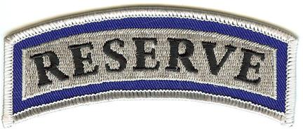 Reserve patch
