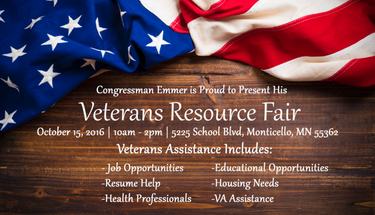 Veterans Resource Fair