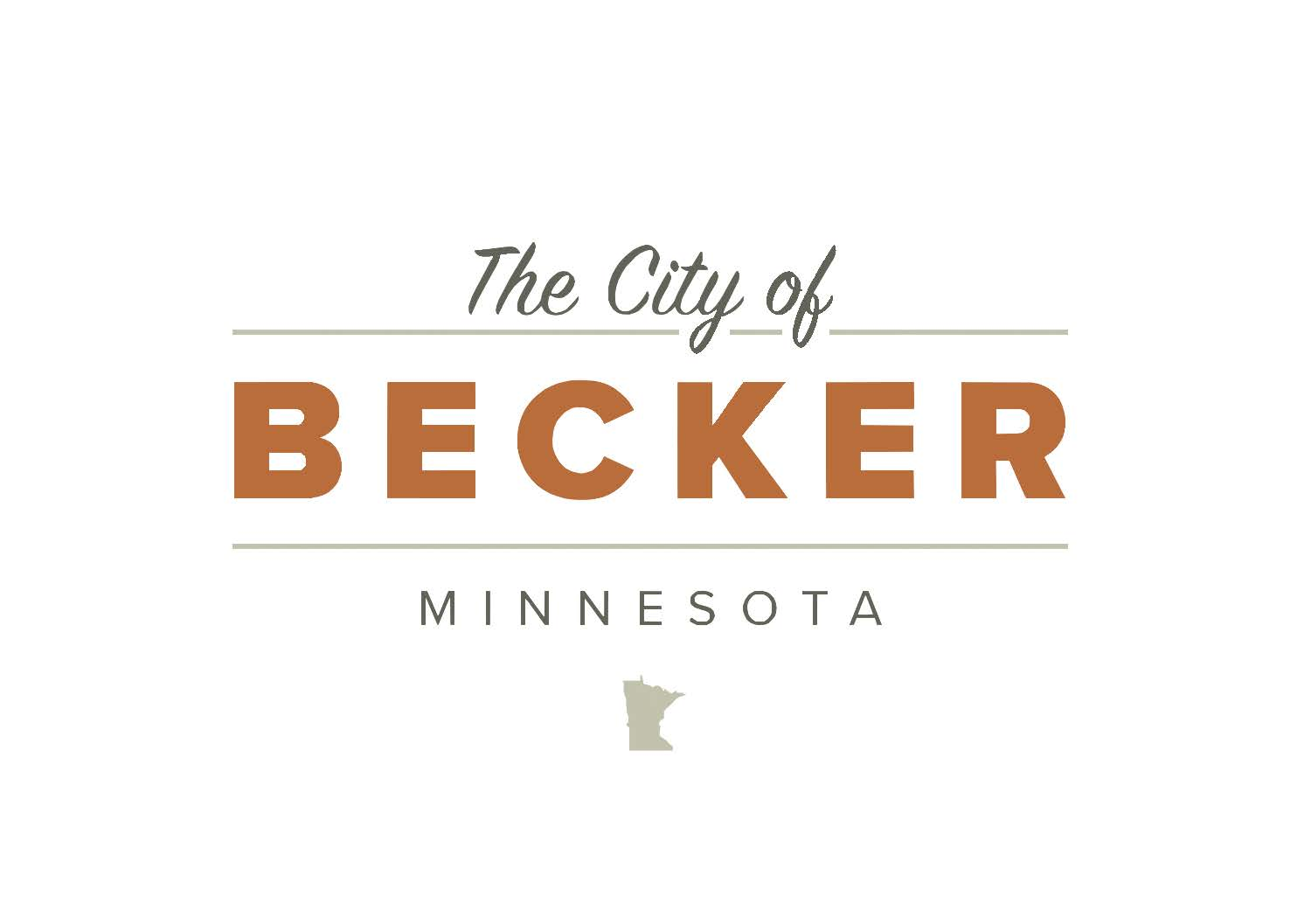 City of Becker - Logo