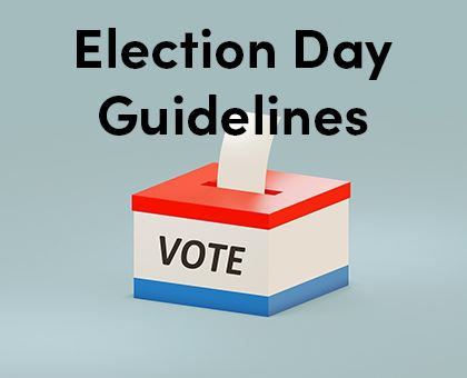 Election Guidelines